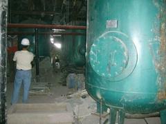 油田儲罐建設工程防腐蝕鋅合金陽極