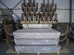 海洋钢结构工程防腐蚀专用高活化铝合金阳极