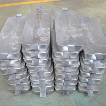 防腐蝕鋅合金陽極塊 3