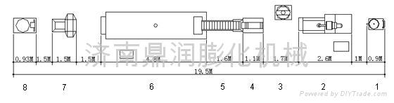 大型双螺杆挤压膨化机 4