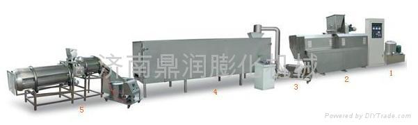 水产膨化鱼饲料生产线 4