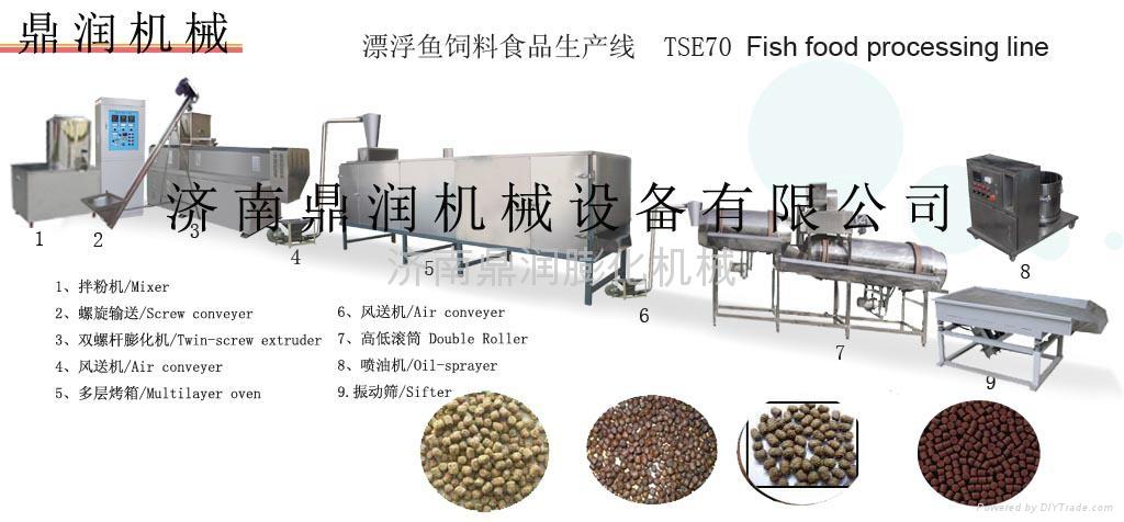 小型水产鱼饲料设备 5