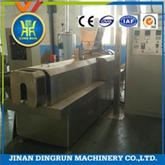 Automatic crispy rice production line