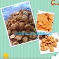 油炸面食膨化食品生产线 1