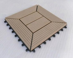Garden decoration Decking Floor Wood Plastic Composite WPC DIY Decking