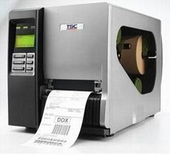 TSC TTP-344M plus工业型条码标签打印机