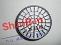 南京山本供應日本重松製作所防毒面具濾毒盒CA-104NⅡ/OV 1