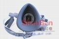 南京山本供應日本重松製作所 自吸過濾式防毒面具 CGM76S 1