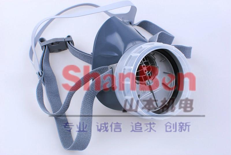 南京山本供應日本重松製作所 自吸過濾式防毒面具 CGM76S 2
