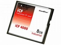 ICF 4000128M~16G工業級CF存儲卡