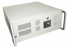 GK-6150W4U溫控上架式工業機箱