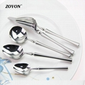 2019 NEW ARRIVAL stainless steel  flatware set for wedding and hotel