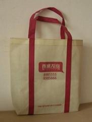 廣州禮品袋廣告腹膜無紡布袋