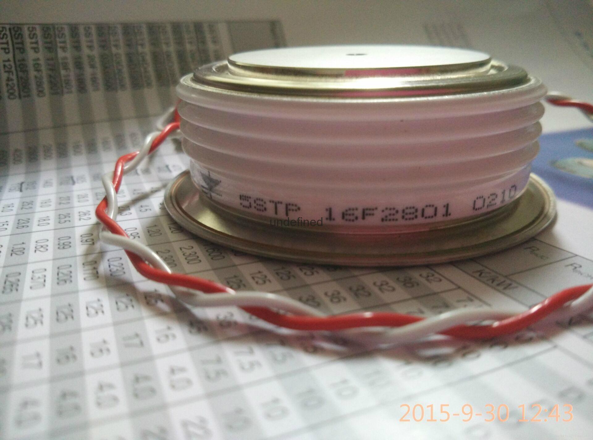 ABB晶闸管5STP16F2801 1