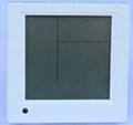 touch panel air quality controller-