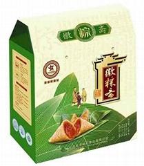 休闲食品徽粽斋端午礼盒