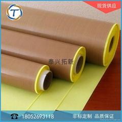 特氟龍膠帶紗漿烘筒理想的特氟龍貼紙