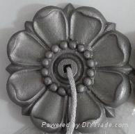鋅合金壓鑄裝飾五金件  3