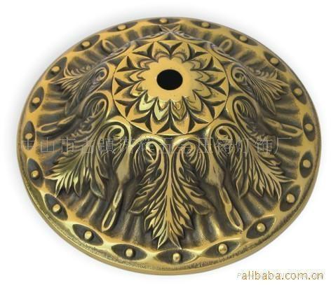 鋅合金壓鑄裝飾五金件  5