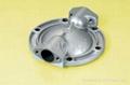 Aluminium alloy die casting/Hydraulic va  e pump body/hydraulic flange 1