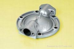 Aluminium alloy die casting/Hydraulic valve pump body/hydraulic flange