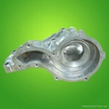 Aluminium alloy die casting/Hydraulic va  e pump body/hydraulic flange 2
