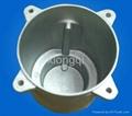 Aluminium alloy die casting/Hydraulic va  e pump body/hydraulic flange 3
