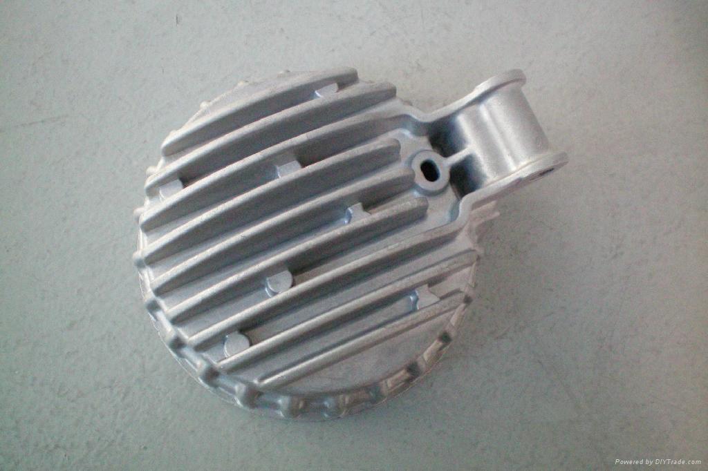 汽車燈殼壓鑄模具 3