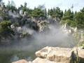 專業假山造霧