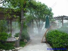 西安人造霧
