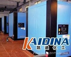 免拆洗空壓機清洗劑_空壓機在線清洗劑_凱迪化工KD-L211B