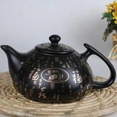 陶瓷生态壶