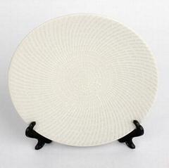 流星雨系列9寸陶瓷餐盤