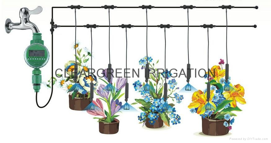 Home Automatic Micro Irrigation Set 3
