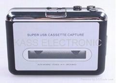 USB Cassette Converter