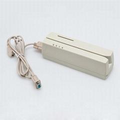 供應熱銷MCR200磁條芯片會員積分卡刷卡器