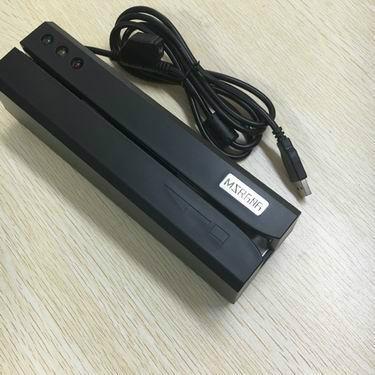 MSR606通用磁卡读写卡器有软件驱动USB接口 1