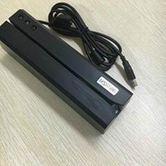 MSR606通用磁卡读写卡器有软件驱动USB接口
