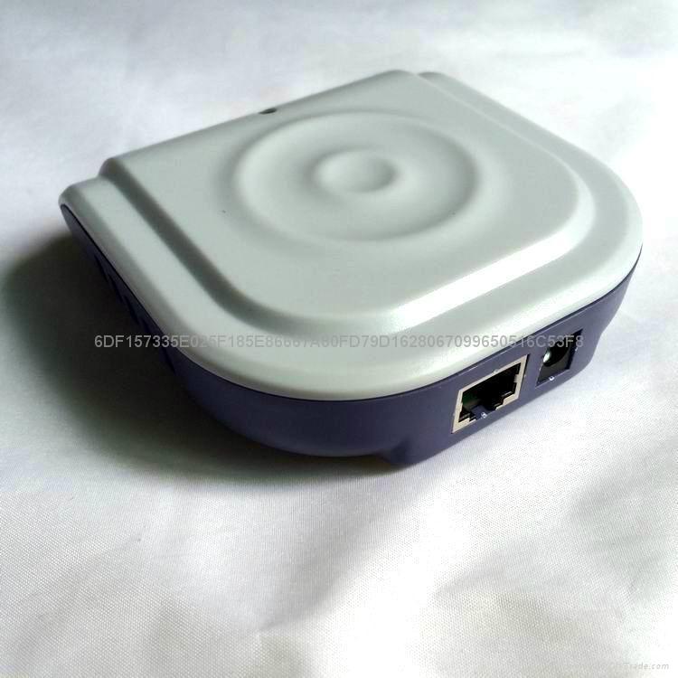WIFI接口ISO14443/ISO15693/ISO18092智能卡读写器HX530 2