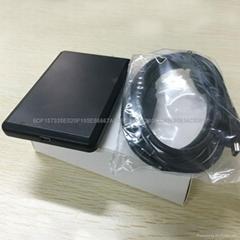 HX3036U-L高频电子标签IC卡读写器ISO/IEC15693+ISO14443