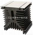 IGBT模块散热器