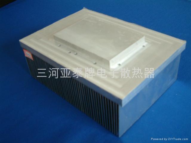 清洁新能源散热器 5