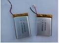 数码类聚合物锂电池3.7v 5