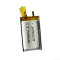 Reading pen rechargeable polymer battery