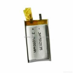点读笔锂离子电池452526 320mah