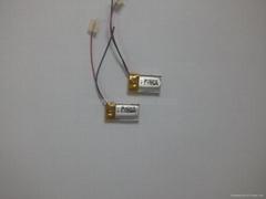 3D 眼鏡聚合物鋰離子電池351230 75mah