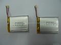 Navigator GPS lithium polymer battery 514046 1000mah for digital camera 5