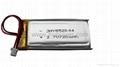 Talking pen rechargeable li polymer