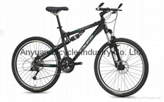 New Mountain Bicycles