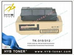 Compatible Kyocera TK310/312/314  toner cartridge for Printer FS-2000D/3820N